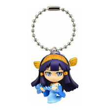 Puzzle & Dragons HOLY ISIS WATER Mascot and Ball Key Chain Figure Strap PAD