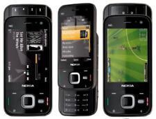 Unlocked Nokia N85 Slider Mobilephone 3G HSDPA 900 / 1900 / 2100 WIFI GPS 5MP