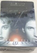 X-Files  Premiere Starter Deck 12 boxes of 60 card Decks CCG SEALED