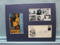 Janet Leigh - Psycho directed by Alfred Hitchcock & First Day Cover of stamp