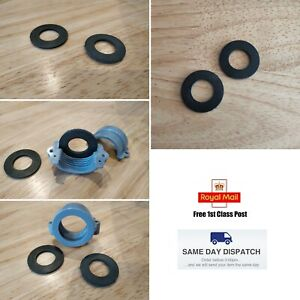 Lay Z Spa pump B & C coupling water rubber seal x2 New - Free Delivery