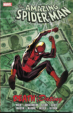 Amazing Spider-Man: Death and Dating Waid Slott McKone Weeks 2009, HC Marvel OOP