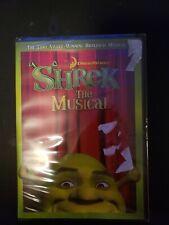 Shrek The Musical New Dvd