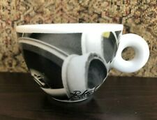 Illy Art Collection 1999 Darryl Pottorf Bus Stops Espresso Coffee Cup 135