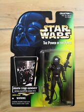 Kenner Death Star Gunner Action Figure POTF