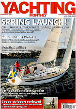 HALLBERG RASSY 372 + ESSEX SMACK TESTED Yachting Monthly April 2009 (171.1232)