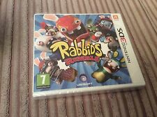 NINTENDO 3DS RABBIDS RUMBLE GAME NEW AND SEALED DS RAVING DS NDS