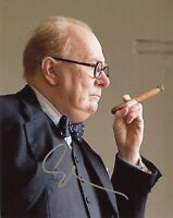 "~~ GARY OLDMAN Authentic Hand-Signed ""DARKEST HOUR"" 8x10 photo ~~"