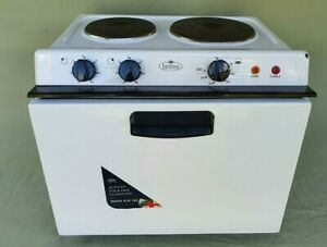 LITTLE USED Baby Bell Belling 121R MK2 Plug-In Mini Cooker Counter-Top Oven 240v