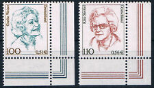 2149 + 2150 **, Germania 2000, donne, grande saggio/Strobel gestante
