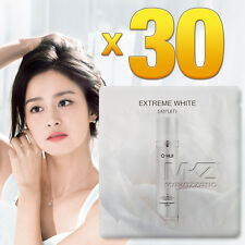 O HUI Extreme White Serum 30pcs 30ml Whitening Anti-Aging Korean Cosmetic OHUI