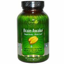 Brain Awake, 60 Liquid Soft-Gels