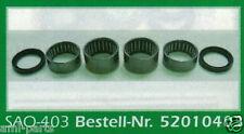 Kawasaki Z 1000 A/MKII -Kit roulements bras oscillant - SAO-403- 52010403