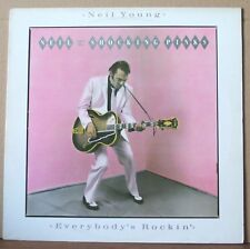 Neil Young and The Shocking Pinks - Everybody's Rockin' Vinyl LP