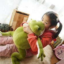 70cm Big Anime Frog Green Plush soft Toys Animals Stuffed Doll kids favor gift