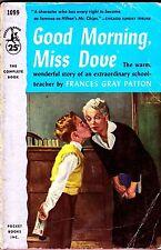 Frances Gray Patton 1956 Vintage Rare School Teacher Education