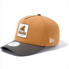 XLARGE NEW ERA WALKING APE SNAPBACK CAP collaboration Justin Bieber beige F/S