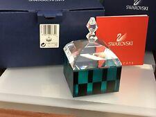 Swarovski Figur 607730 Dose / Box 11,8 cm. Mit Ovp & Zertifikat. Top Zustand