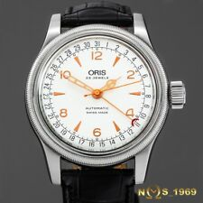 ORIS  AVIATION  BIG CROWN ORIGINAL POINTER  DATE  AUTOMATIC  40MM  MEN'S