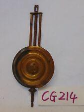 """New listing Vintage Clock Repair Replacement Part-Pendulum 6"""" Long 5.4 Oz. Pat 1872 ?"""