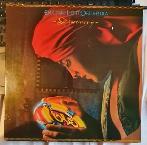"LP ELO ""Discovery"" Electric Light Orchestra JET Records 1979 Vinyl Schallplatte"