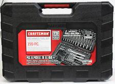 New Craftsman Mechanics Tool Set 155Pc. NEW LOOK!!!