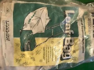 NOS Lawn-Boy REAR GRASS BAG 681917 G-5038 Bagger Accessory Free Ship