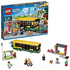 LEGO city bus stop 60154 with Tracking number New from Japan