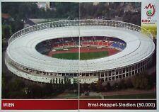 Panini 14 & 15 Wien Ernst Happel Stadion UEFA Euro 2008