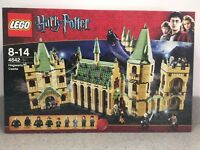 Lego HARRY POTTER #4842 Hogwarts Castle - BRAND NEW & SEALED