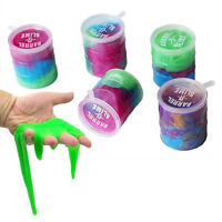 Funny Drums Gag Party Favor Prank Toys Kids Gift Trick Barrel O Slime Colorful