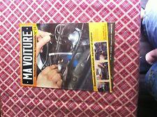 MA VOITURE N°24 ECONOMISEUR pose attelage MATERIEL REGLAGE MOTEUR lubrification