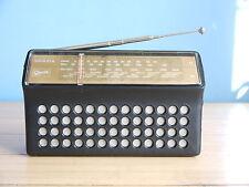 Vintage Portable Radio Graetz Grazia 305. Full Works.
