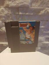 Nintendo NES Game: Hammerin' Harry [PAL B] (FRA) --RARE--