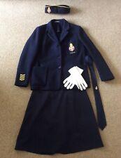 More details for vintage girls brigade warrant officer complete uniform
