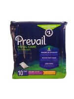 """Prevail Super Absorbent Disposable Underpads, X-LARGE 30""""x30"""", 10 Count NEW"""