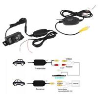 Car Wireless Reverse Rear View Backup Camera 7 IR LED Night Vision Parking Kit