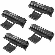 4pk ML-2010D3 Blk Toner Cartridge ML2010 for SAMSUNG