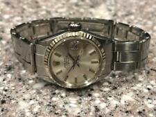 VINTAGE SS/GOLD  1970 LADIES ROLEX REF 6517 OYSTER PERPETUAL WATCH.