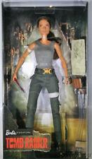 Tomb Raider Movie Barbie Signature Doll Lara Croft Poupée Mattel