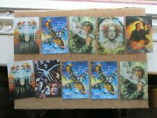 THE X-FILES Trading Cards - SPECIALS - CHASE CARD SET JOB  LOT 3 Topps TV FILM