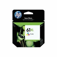 1x Genuine HP61XL Colour Ink Cartridge for Deskjet 1510,2510,1010 officejet 4630