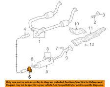 CHRYSLER OEM Exhaust-Intermed Pipe Clamp 55398183AA