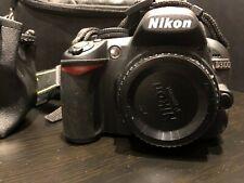 Nikon D D3100 14.2MP Digital SLR Camera - Black (Kit w/ four Lenses & Bag)