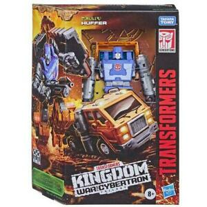 Transformers Generations Kingdom War for Cybertron Huffer *New**Sealed*