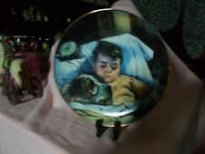 "Franklin Mint Little Rascal Decorative plate, ""Dog Tired"""