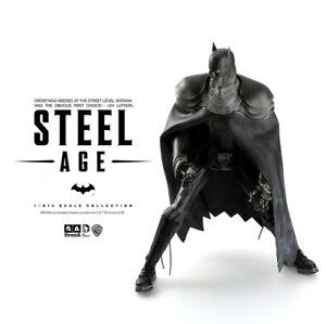 3A THREEA  X DC STEEL AGE BATMAN 1/6 SCALE FIGURE NIGHT VERSION ASHLEY WOOD NEW