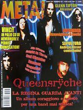 METAL SHOCK 237 1997 Queensrÿche Glenn Tipton Entombed Kip Winger Coal Chamber