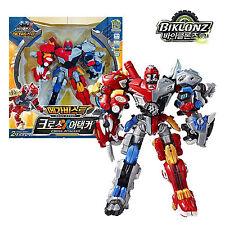 Biklonz Mega Beast Cross Attacker Transformer Robot Toy Action Figure