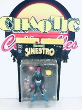 DC Direct Green Lantern Sinestro~About 6 1/2 Inch~NEW IN PACKAGE~RARE FIGURE